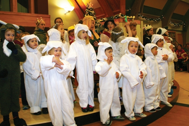 Sunday School Christmas Program