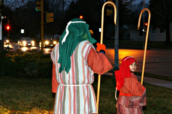 Madison WI Live Nativity