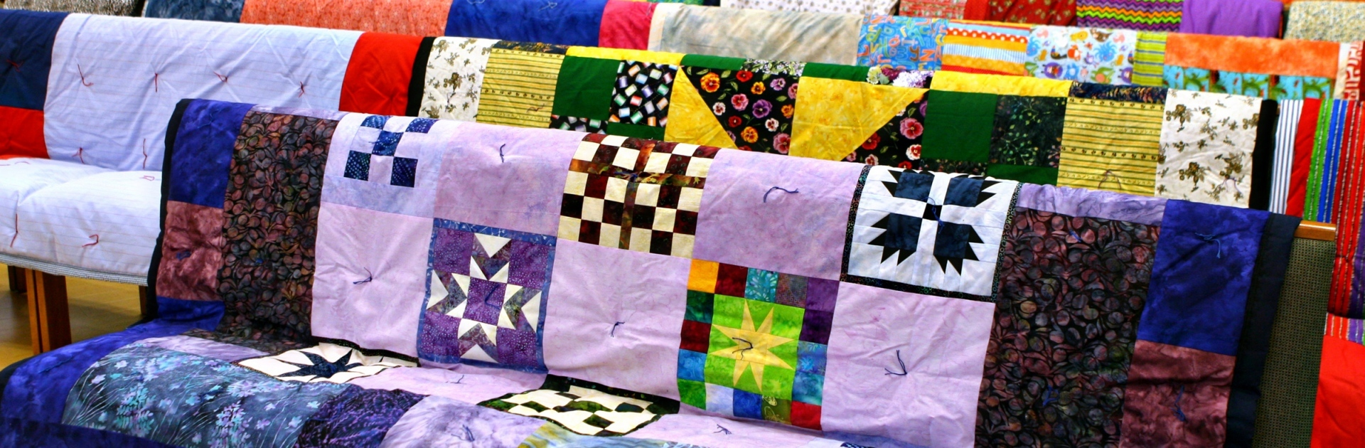 Lutheran World Relief Quilts Madison WI